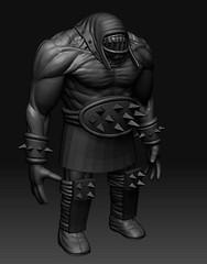 BeastsRookModelling-Sculpt03