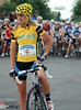 Kristin Armstrong, Nature Valley Grand Prix, Uptown Criterium (Funkomaticphototron) Tags: woman minnesota bike bicycle yellow race cyclist minneapolis uptown hardcore leader leaders mn crit criterium stage4 peloton nvgp 2011 kristinarmstrong naturevalleygrandprix leadersjersey coryfunk