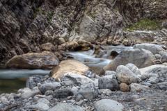Samaria River (pbr42) Tags: nature water h2o greece crete hdr samaria samariagorge