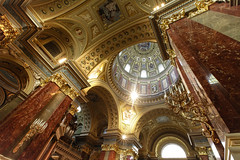 CATHEDRAL BUDAPEST (Rober1000x) Tags: architecture arquitectura europa europe hungary cathedral interior basilica budapest catedral historic architect hungria 2014 historica historicheritage