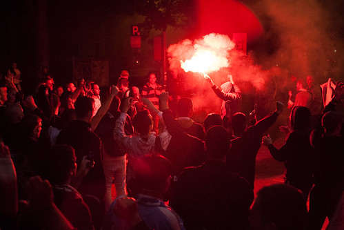 Dinamo - Rijeka 0:1 (07.05.2014) Finale Kupa