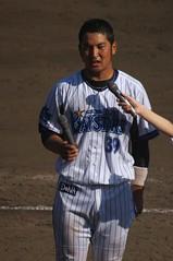 DSC05308 (shi.k) Tags: 横浜ベイスターズ 140601 嶺井博希 イースタンリーグ 平塚球場