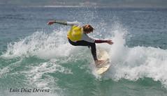 surf (Jagai en Montalvo) (Luis Diaz Devesa) Tags: ocean blue sea sky espaa beach water spain sand europa surf waves surfer wave playa surfing galicia galiza surfboard pontevedra montalvo sanxenxo sanjenjo playademontalvo luisdiazdevesa