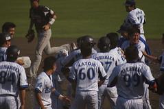 DSC05277 (shi.k) Tags: 横浜ベイスターズ 140601 イースタンリーグ 平塚球場 サヨナラ勝ち