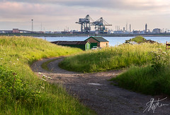 South Gare Evening View - June - EOS-M (Pixelda) Tags: hole gare south paddys pixelda