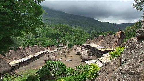 Indonesia - Flores - Traditional Village Bena - 105