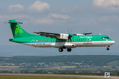 Aer Lingus ATR-72 EI-FAX (philrdjones) Tags: june canon bristol aviation aer aerlingus 2014 brs atr72 bristolairport aerarann lulsgate 50d eggd atr72600 aerlingusregional eifax 70300lisusm