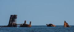 Shipwreck of the Fury (Brian Chaisson) Tags: ocean canada beach coast novascotia atlantic shipwreck sherbrooke fury mariejoseph capegegogan capegeogan steeringreef