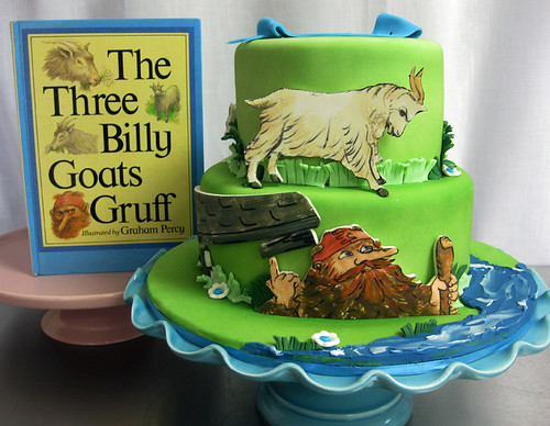 Three Billy Goats Gruff Custom