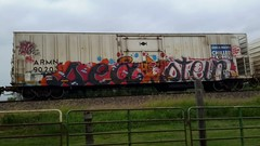 #graffiti #freights #spraypaint (Effnheimr) Tags: spraypaint graffiti freights