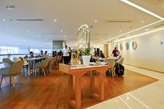 Main lounge (A. Wee) Tags: terminal3 cgk jakarta  airport  garudaindonesia lounge