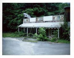 (.tom troutman.) Tags: polaroid land 250 instant film analog fuji fp 100c abandoned wv va