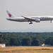 Aussichtsplattform Frankfurt Airport: Air China Cargo Boeing 777-FFT B-2091