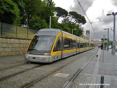 IPO (ernstkers) Tags: portugal trolley tram porto lightrail streetcar tranvia tramvia metrodoporto eurotram strasenbahn mplinhad