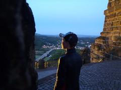 View from the hill (schiiiinken) Tags: 2011 tour tropicalislands berlin portawestfalica kaiser wilhelm wittekindsberg scb