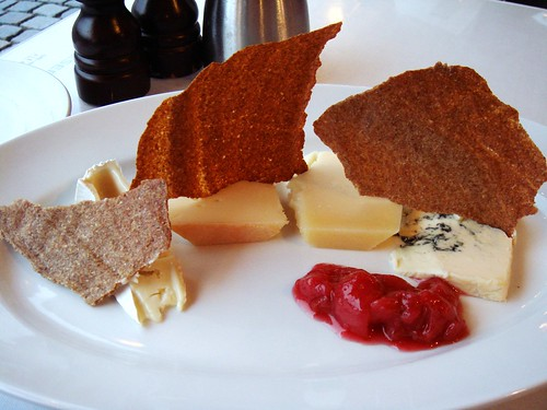 Danish Cheese Plate