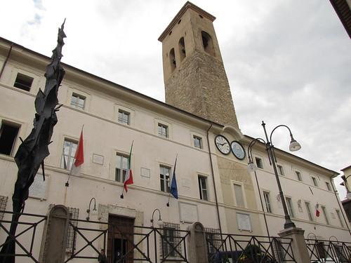 spoleto cognomi municipio