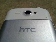 HTC ChaCha Camera