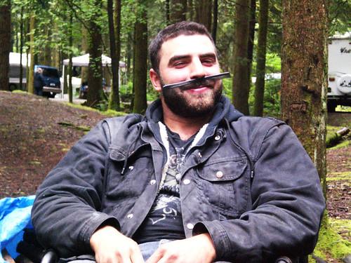 Beard Pick