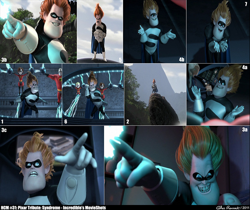 the incredibles syndrome