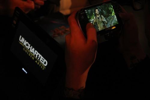 Prise en main des jeux PlayStation Vita de l'E3 1