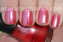Esmalte Rose Diamond da Sinful Colors
