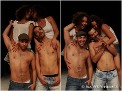 Photo shoot 6/6 (Isa Wertheimer) Tags: de ensaio teatro book photo shoot estudio ao samuel isa mauro larissa todos tatiana cerkvenik carrilho wertheimer pea bittar alcance torquato infidelidade roustang rogero