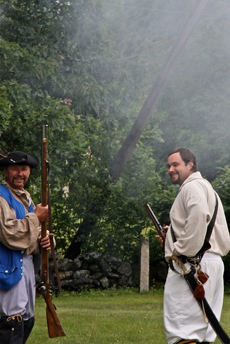American Revolutionary War Reenactors 02