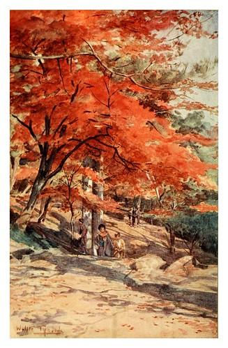 001-Arces en Omori cerca de Tokio-Japanese gardens 1912-Walter Tyndale