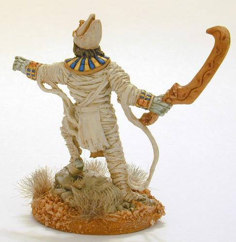 Khalith, Mummy King
