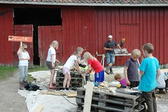 Fylkes- og aspirantleir 2011 - CAmp Farmen