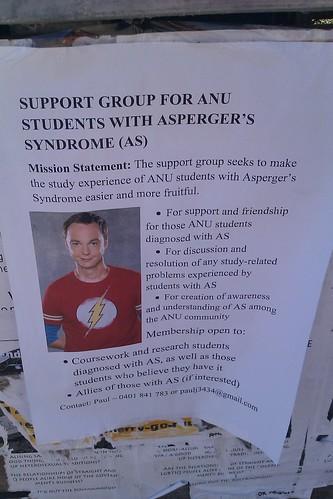 ANU Aspergers group