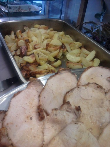 Arista con patate by La Fiaschetteria delle Cure