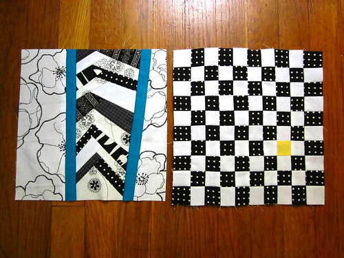 june newbie bee blocks