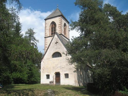 Das Kirchlein St. Georg und Jakob