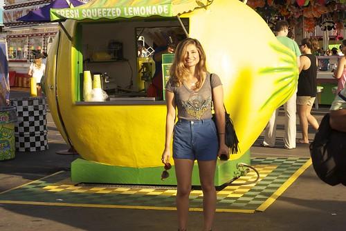 Me lemon aid stand