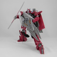 Transformers Sentinel Prime Dark of the Moon Leader - modo robot