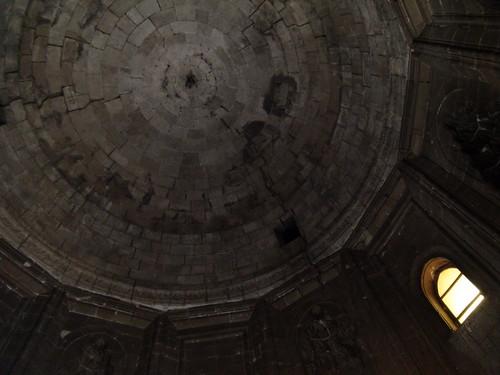 Çifte Minareli Medrese Kubbesi - II