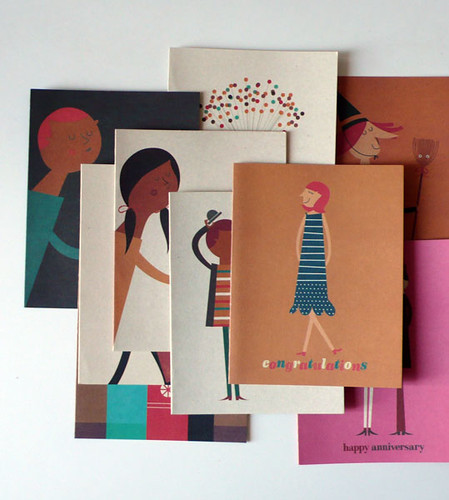 some happy cards by blancucha