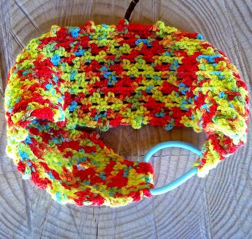 Se usan los colores fosfis....  by mami paula