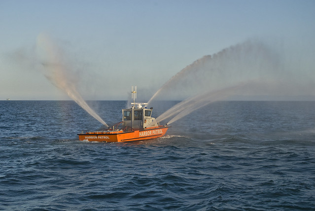 Harbor Patrol Boat