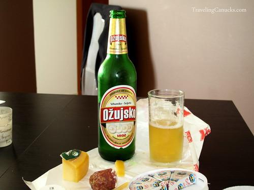 Ozujsko Beer Croatia