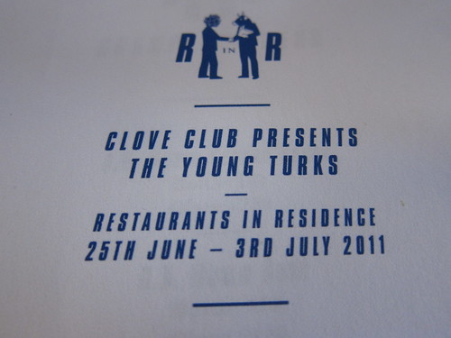 The Clove Club vs Young Turks