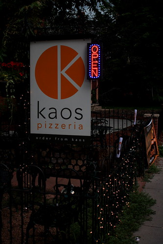 kaos sign