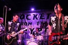 Rocket From The Crypt (www.shak74.com) Tags: show from philadelphia reunion concert punk tour sandiego live yo band rocket philly crypt swami 2014 gabba rockt