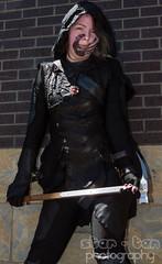 Skyrim Group @ MTAC 2014 (siristartan) Tags: game video cosplay sony elder playstation 2014 scrolls mtac skyrim