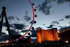 High Roller- The LINQ