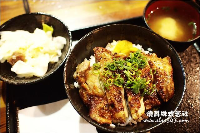 燒丼株式會社 信義區美食 華納威秀美食 燒肉 台北美食 東區美食