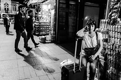XPRO2642.jpg (㋡ Aziz) Tags: life street new travel people bw white black person cool lowlight streetlife istanbul fujifilm fujinon sb wideopen candit siyahbeyaz