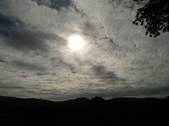 solar radiation management (rospix) Tags: uk sky cloud sun nature june wales clouds countryside hills 2014 globaldimming geoengineering weathermodification rospix solarradiationmanagement stratosphericaerosolspraying